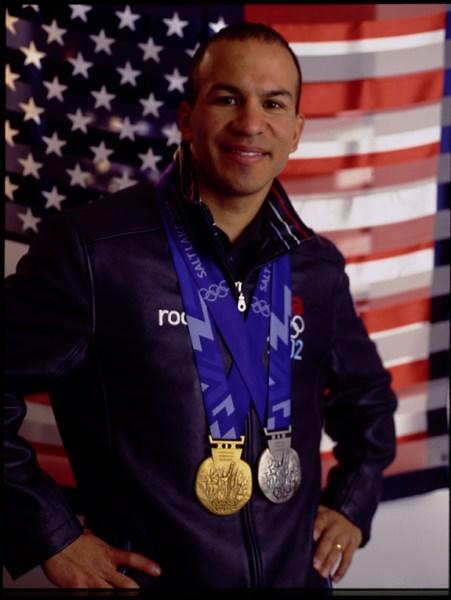 Olympian Derek Para