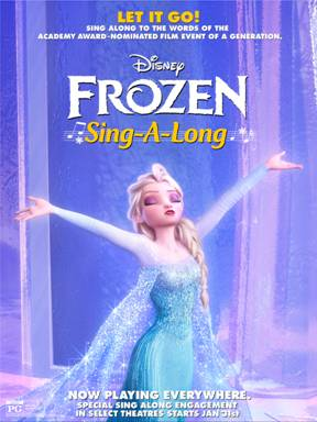 frozenSingaLong