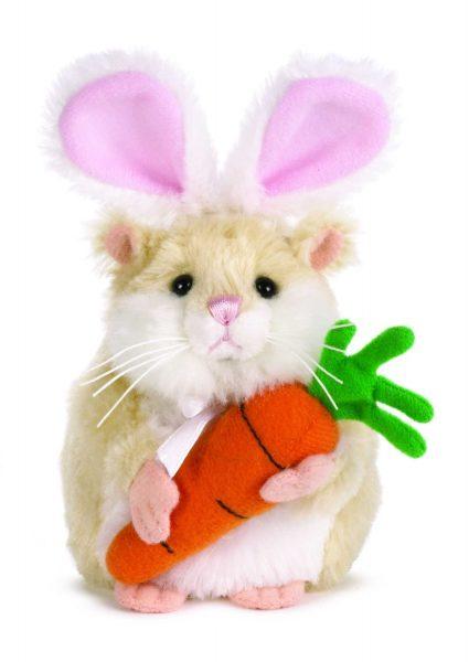 Webkinz Carrots Mazin Hamster Bunny