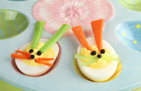 Bunny Deviled Egg Recipe