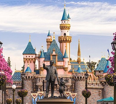 Disneyland Resort ~ The Happiest Place on Earth