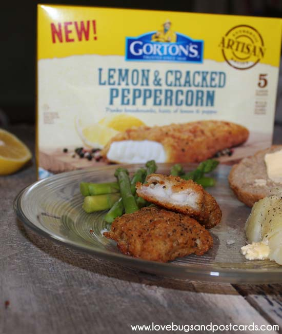 Gorton's Real Solutions Sweepstakes + 5 tips for a better dinner routine