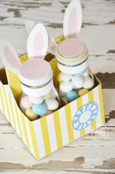 Easter Bunny Drink Bottles