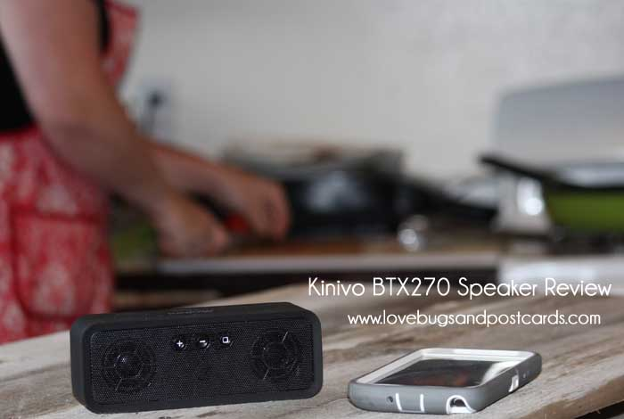 Kinivo BTX270 Speaker Review