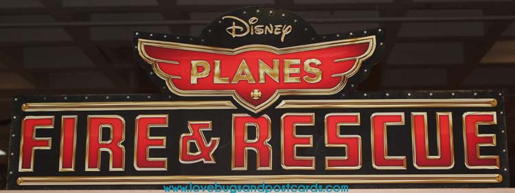 Bobs Gannaway and Ferrell Barron from Disney Planes: Fire and Rescue