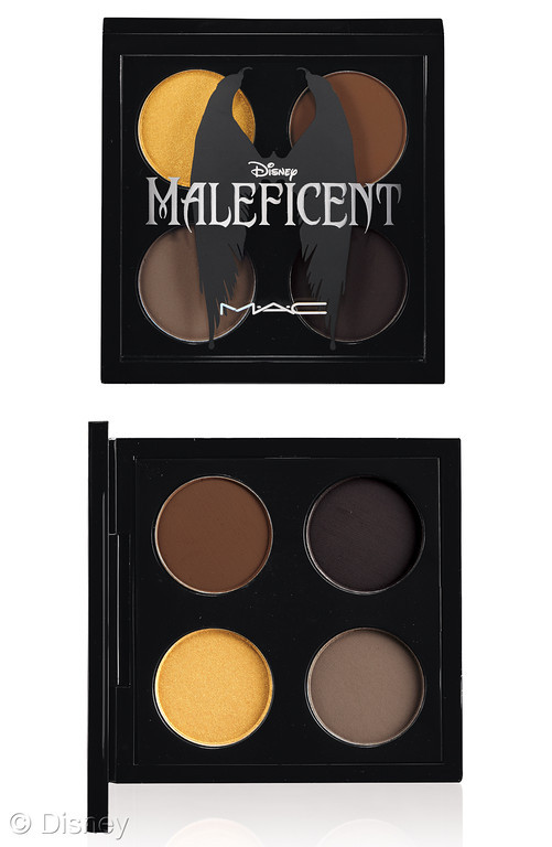 MAC Cosmetics Maleficent Product Line - Eye Shadow