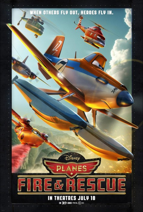 Planes: Fire and Rescue Review #FireandRescueEvent