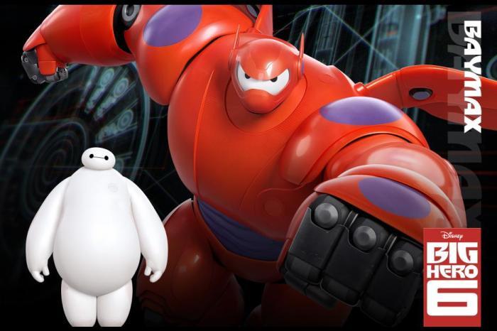 Walt Disney Animation Studios Unleashes BIG HERO 6 Lineup #BigHero6