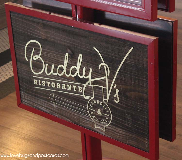 Buddy V's Las Vegas Review