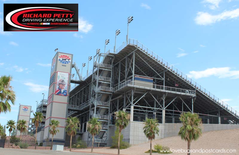 Richard Petty Driving Experience at the Las Vegas Motor Speedway