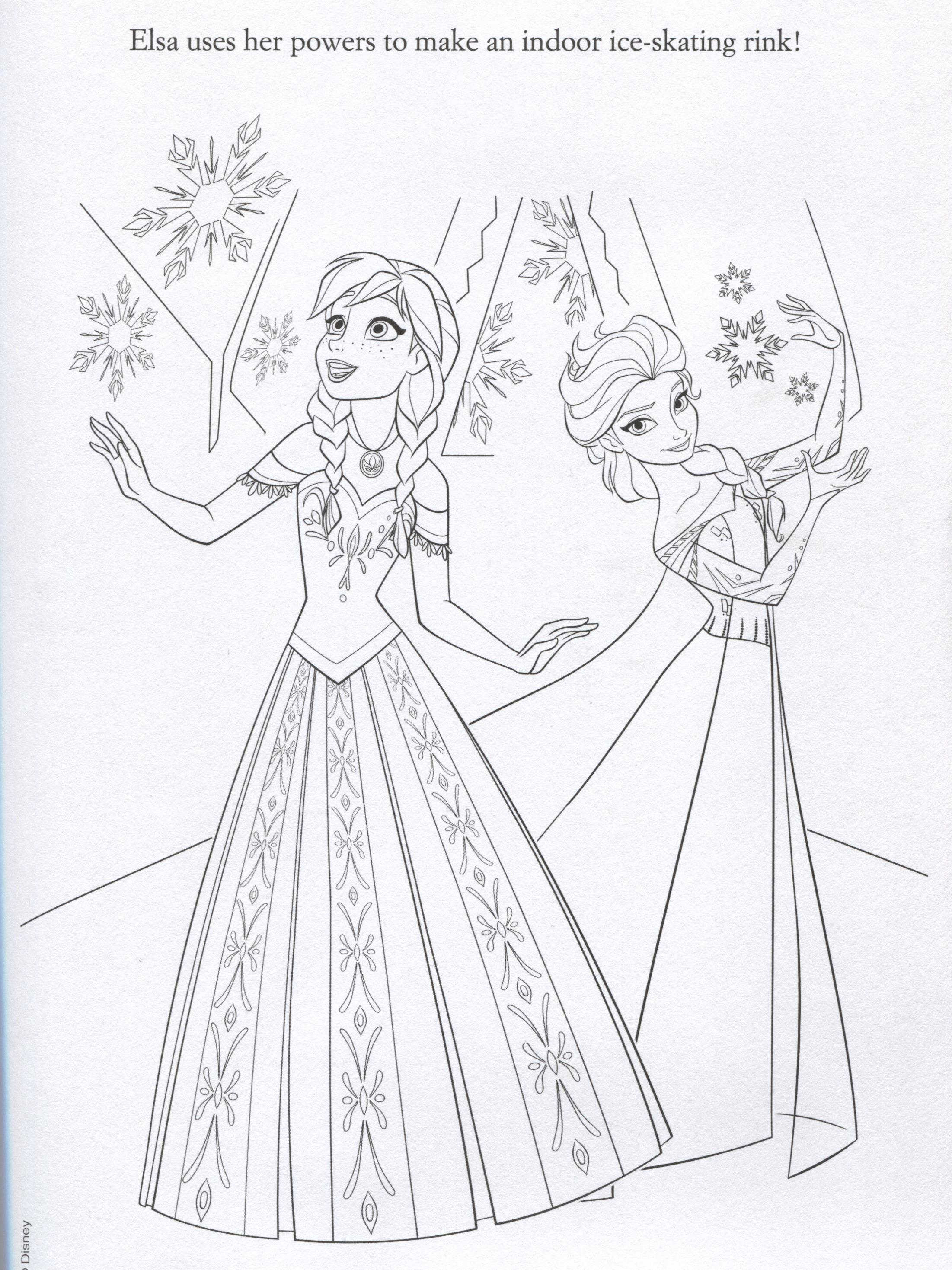 Disney frozen coloring pages lovebugs and postcards for Elsa frozen coloring pages