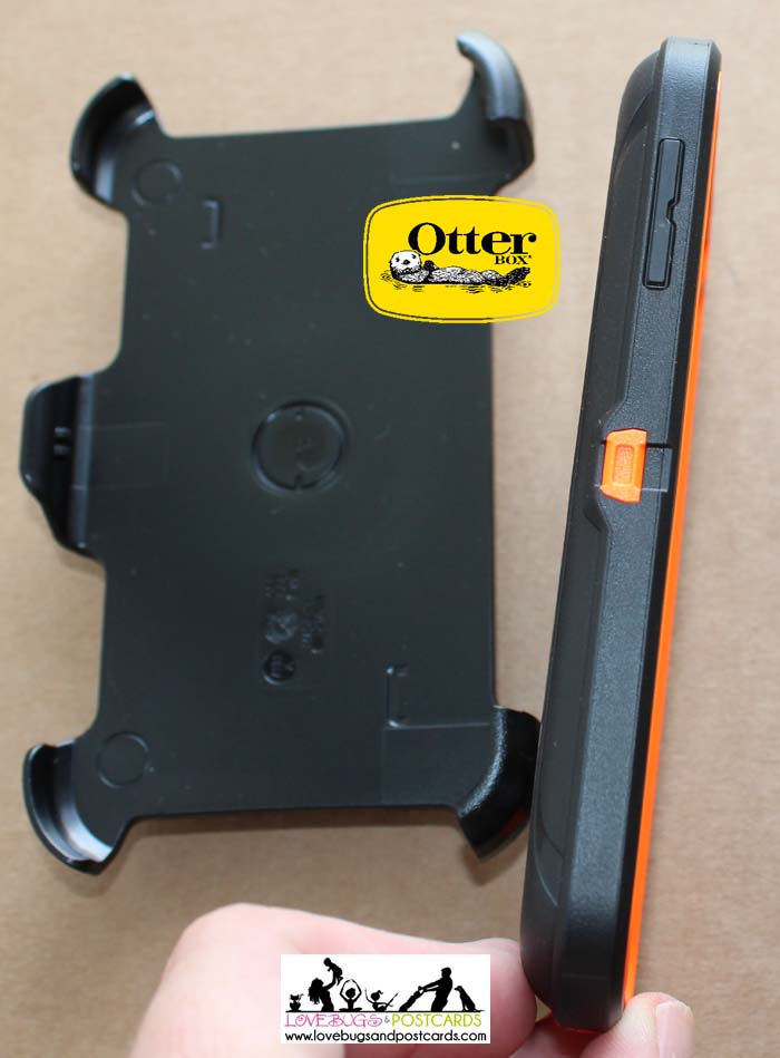 OtterBox Samsung Galaxy  S5 Case Review