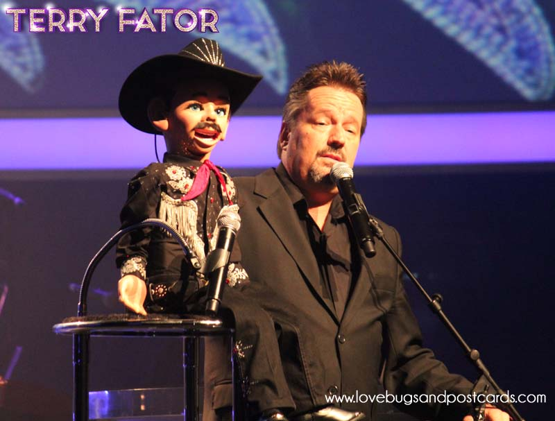 Terry Fator Review #LasVegas #TerryFator