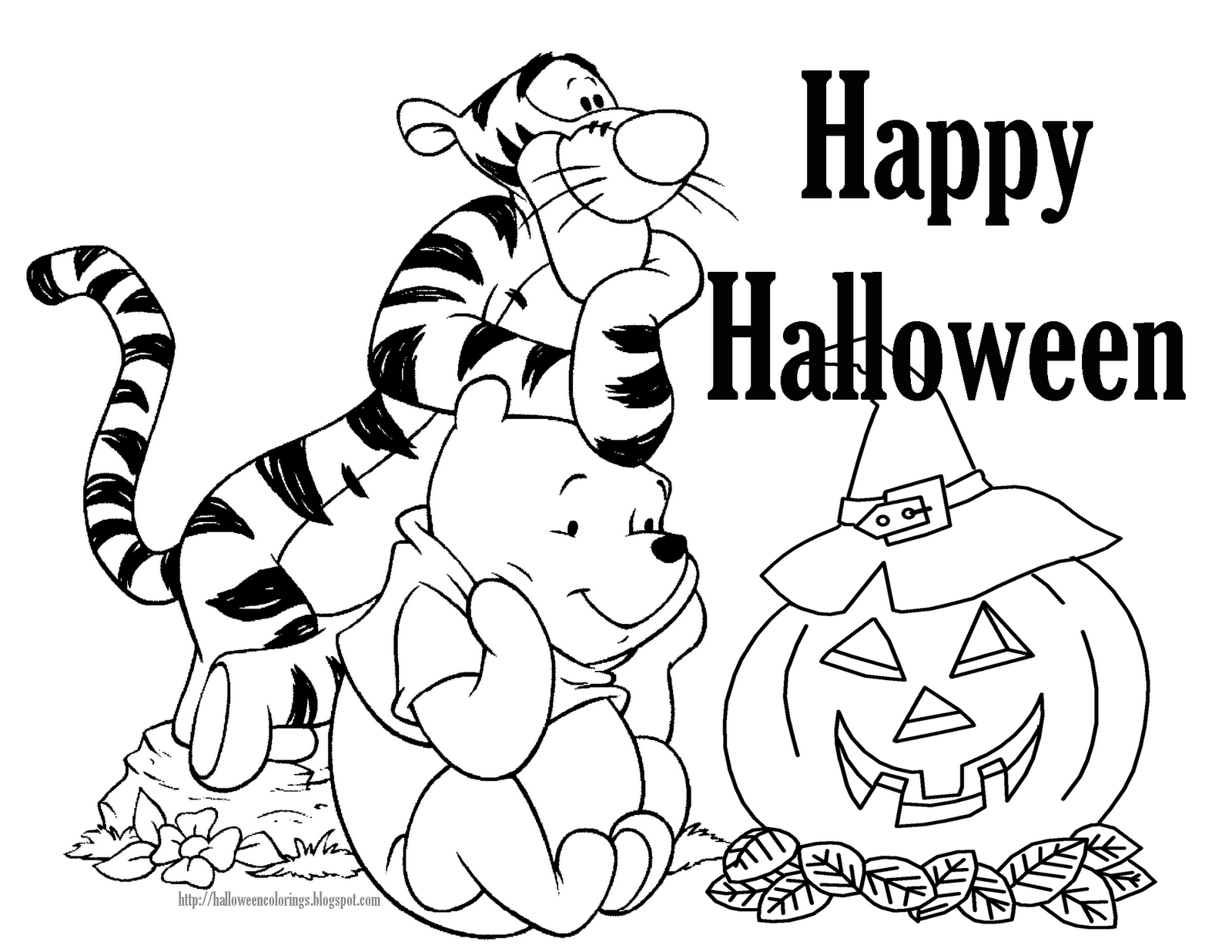 Coloring Pages Kid Halloween Coloring Pages free disney halloween coloring pages lovebugs and postcards pages