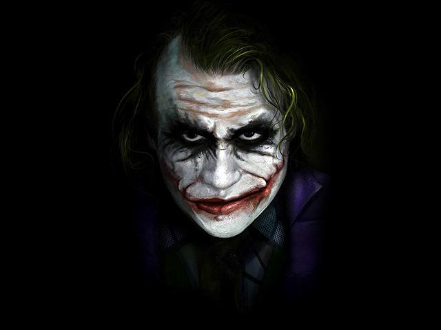 The Joker Face Paint