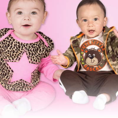 Dressing my kids for less with @Garanimals clothing