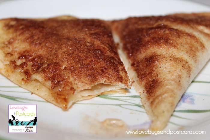 15 Minute Apple Pie Recipe
