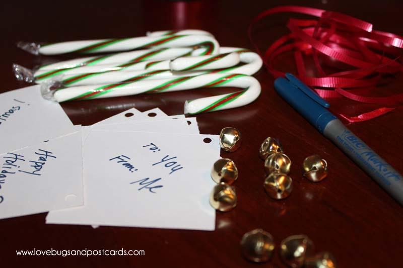 Midnight Stroll Candy Cane Delivery #BicMerryMarking #MidnightNavy