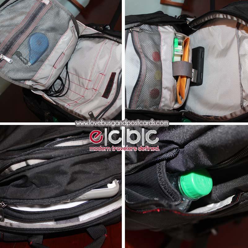 ECBC Lance Executive Daypack