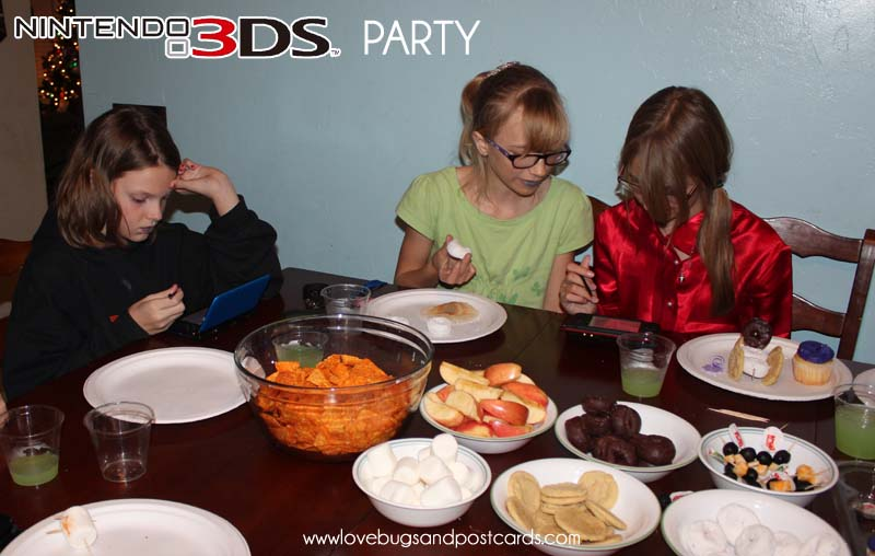 Game Night with Nintendo 3DS XL