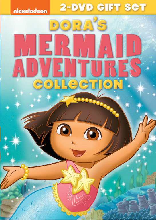 Dora the Explorer: Mermaid Adventures Collection