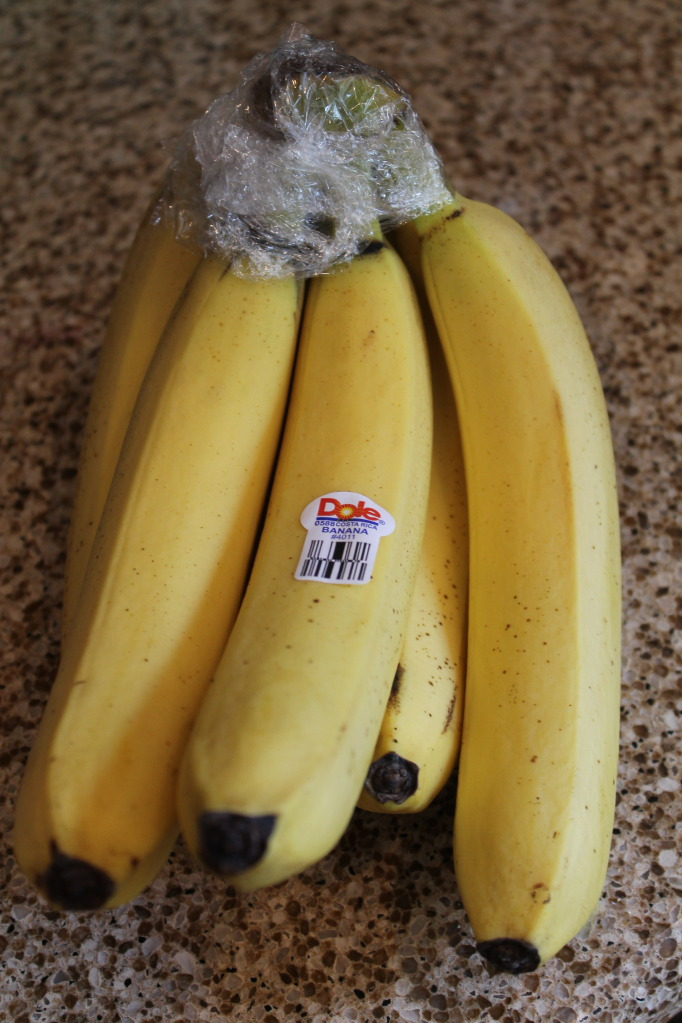 Wrap the ends of your bananas in plastic wrap to extend their life.