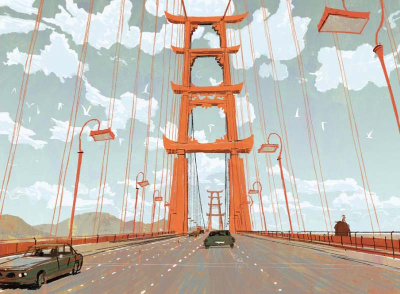 Big Hero 6 - Bridge
