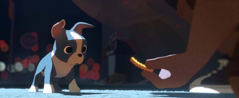 "Behind the scenes of Big Hero 6 Bonus Content with ""FEAST"" Director Patrick Osborne"