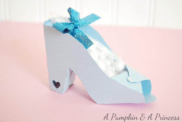 Cinderella Slipper Party Favor