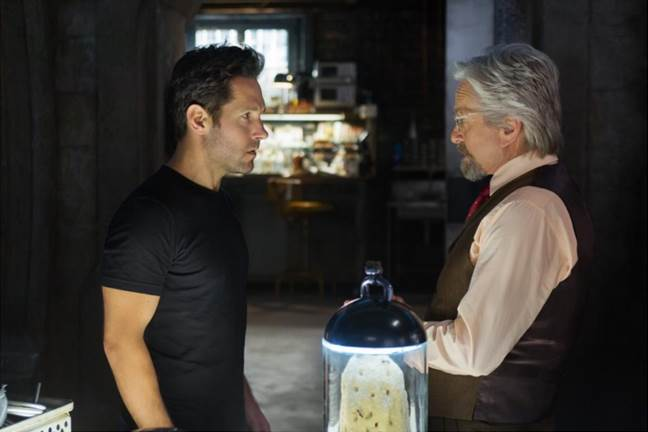 Marvel's Ant Man Trailer #AntMan
