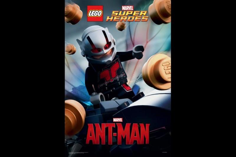 Marvel's ANT-MAN LEGO
