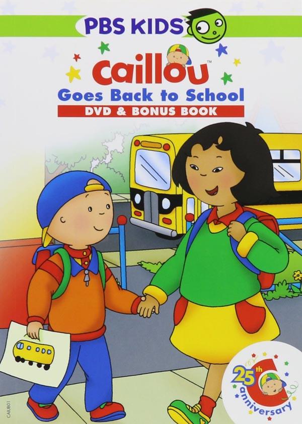 CaillouGoesBackToSchool