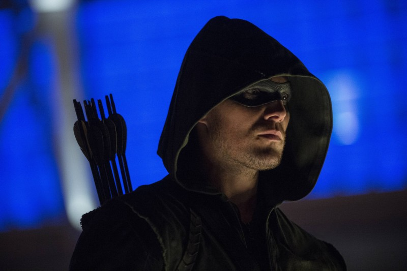 """Arrow """"The Calm"""" Cate Cameron/The CW © 2013 The CW Network. All Rights Reserved."""