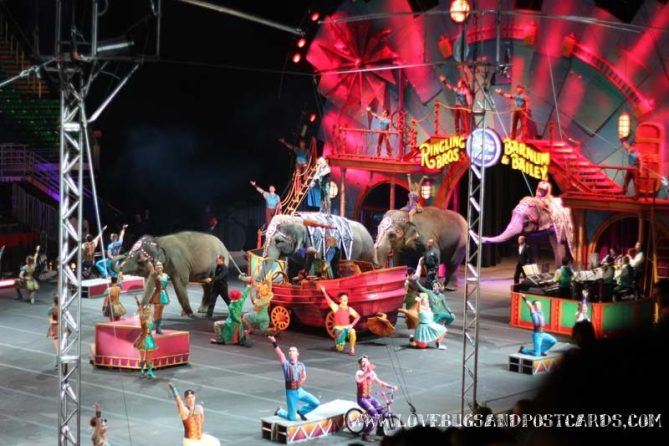Circus XTREME presented by Ringling Bros. and Barnum & Bailey® Review