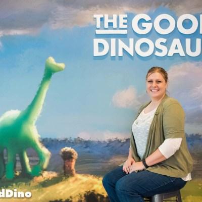 My trip to PIXAR Studios to meet The Good Dinosaur #GoodDinoEvent
