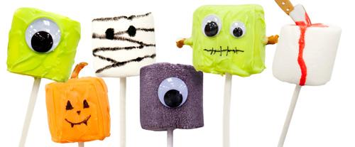 10 DIY Halloween Treats for Parties
