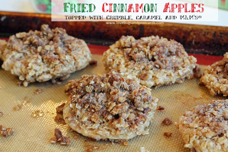 Fried Cinnamon Apples