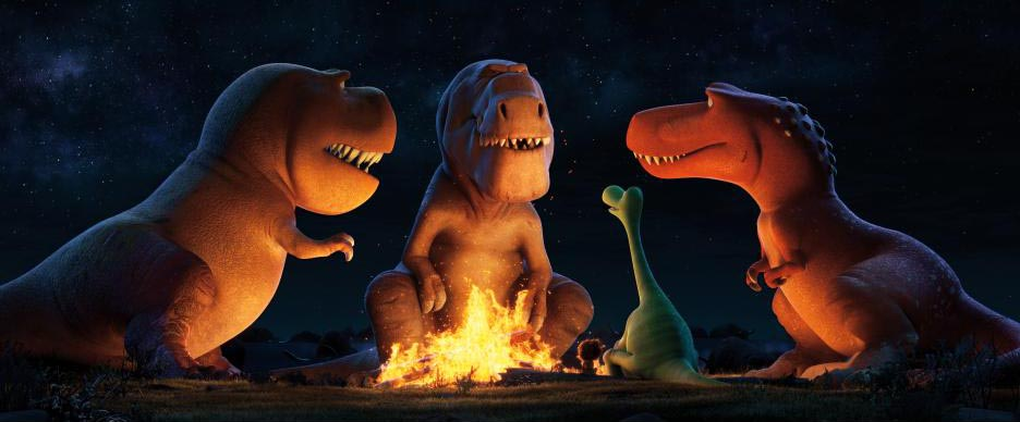 Discovering the world of Dinosaurs in Disney-Pixar's The Good Dinosaur #GoodDinoEvent