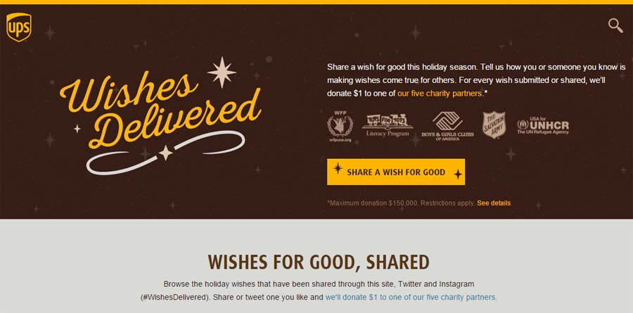 My wish is for all children to have food for every meal #WishesDelivered