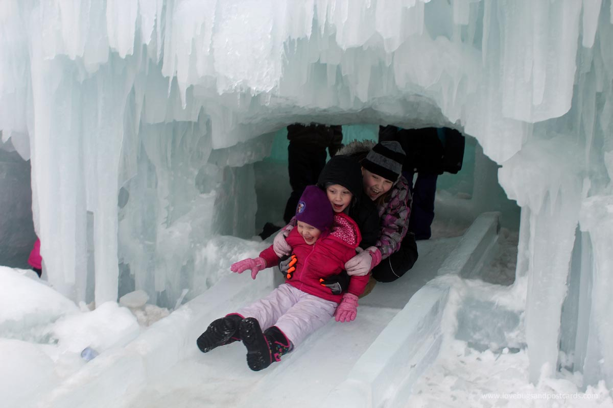 Ice Castles Midway Review