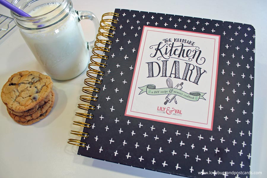 The Keepsake Kitchen Diary by Lily & Val