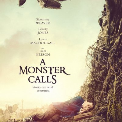 A Monster Calls releases nationwide on October 21, 2016