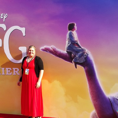 My Disney's #TheBFG Premiere Red Carpet Experience #TheBFGEvent