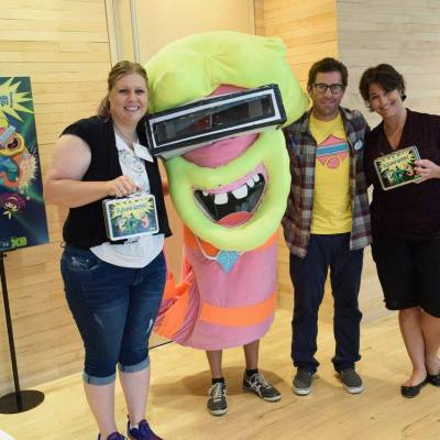 Disney XD's Future-Worm! and interview with Ryan Quincy
