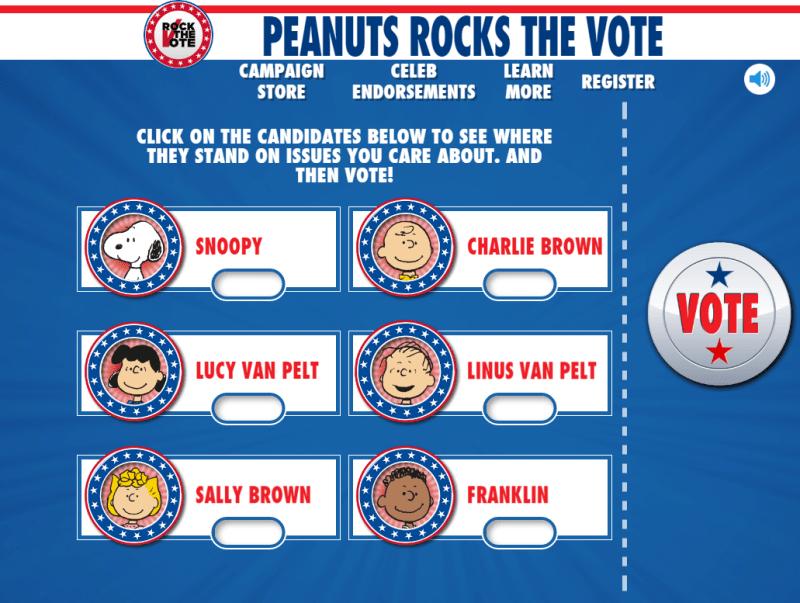 peanuts-rocks-the-vote
