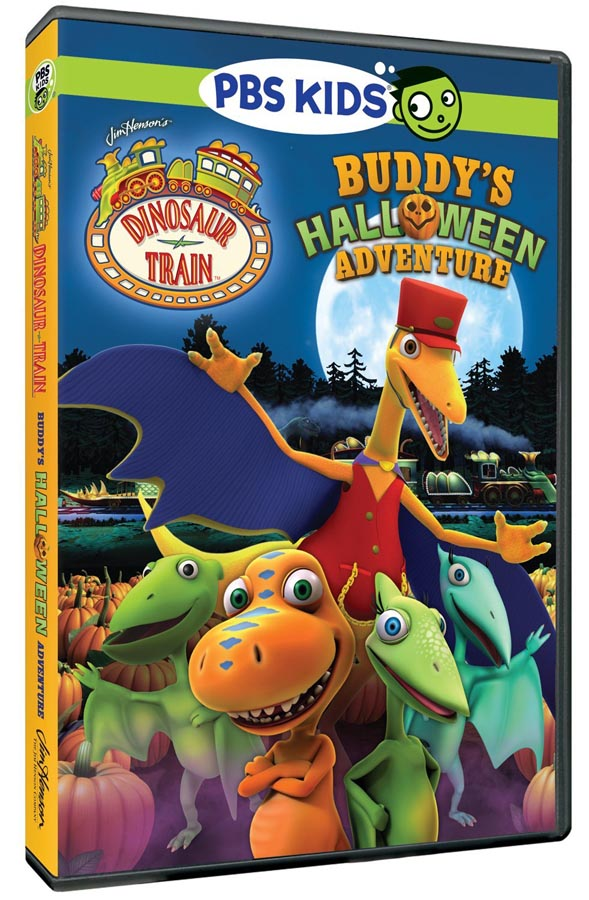 """DINOSAUR TRAIN: BUDDY'S HALLOWEEN ADVENTURE"""