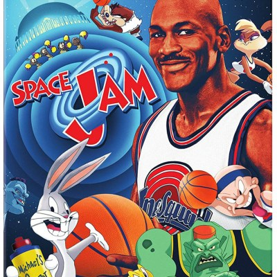 """20th anniversary of Warner Bros. Home Entertainment """"Space Jam"""" out today!"""