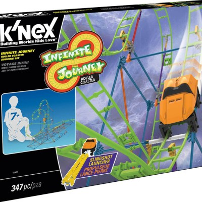 K'NEX STEM Explorations – Infinite Journey Roller Coaster