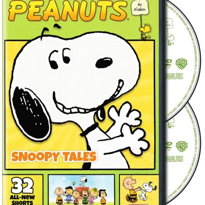 Peanuts by Schulz: Snoopy Tales on DVD 1/24/17