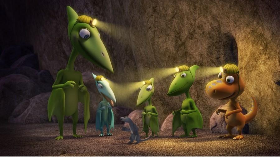 NEW Dinosaur Train Movie Premiering Feb 20 on PBS KIDS
